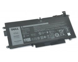 Dell Latitude 7390 60Wh 4-Cell Original Laptop Battery - K5XWW