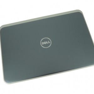 Dell Inspiron 15 3521 LCD Rear Case/ LCD Back Cover - Silver