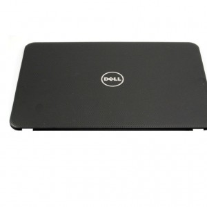 Dell Inspiron 15 3521 LCD Rear Case/ LCD Back Cover- Black