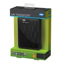 WD My Passport 1 TB USB 3.0 2.5 Inch External Hard Disk