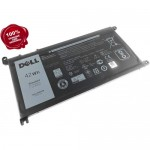 Dell Inspiron 15 5000 (5567) P66F P66F001 Original Laptop Battery (11.4V, 42Wh, 3-Cell) - WDX0R Y3F7Y