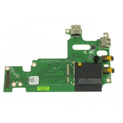 Buy Dell Inspiron 14R N4010 Audio Jacks / USB IO Circuit Board ...